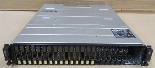 Dell Compellent SC220 13.5TB SAS 15x 900GB 2x SC2 EMM Controller Enclosure GKY31